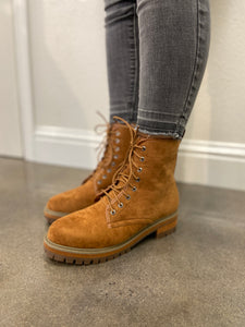 Ben II Tan Combat Boot