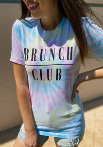 Tie Dye Brunch T-Shirt