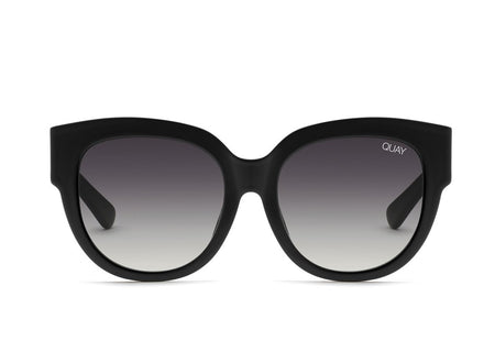 Quay Limelight Sunglasses - Black Smoke