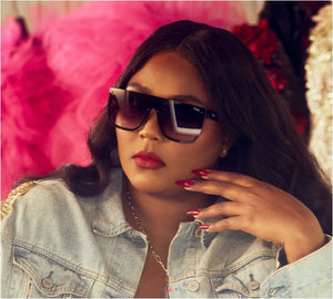 Quay Lizzo -Jaded Sunglasses