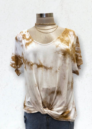 Honey Swirl Tee