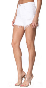 Lulu High Rise Shorts