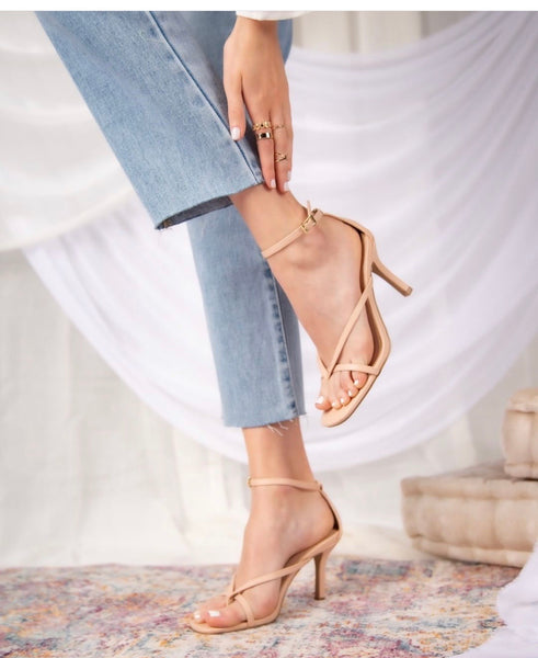 Sand Strappy Sandal
