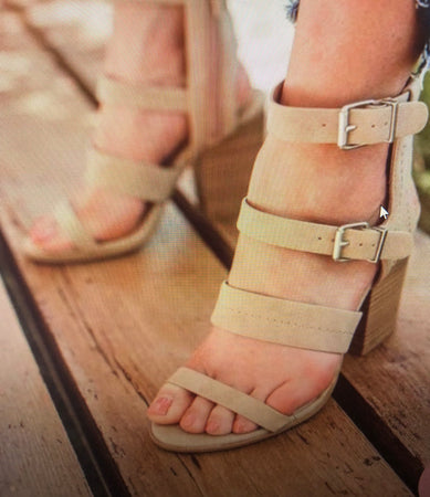 Right Strappy Sandal