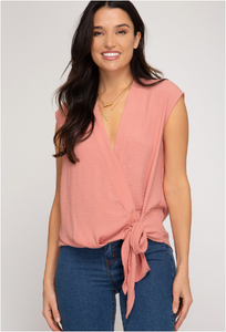 Susanna Sleeveless Top