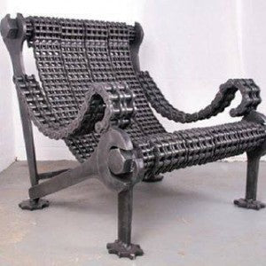 The Best Auto Part Furniture and Art You'll See! – Diesel Tees