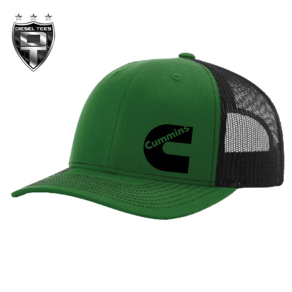 Cummins 112 SnapBack Trucker Green/Black *Limited Run