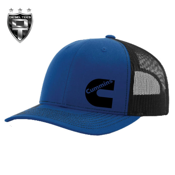 Cummins Diesel 112 Trucker SnapBack Blue/Black *Limited Run