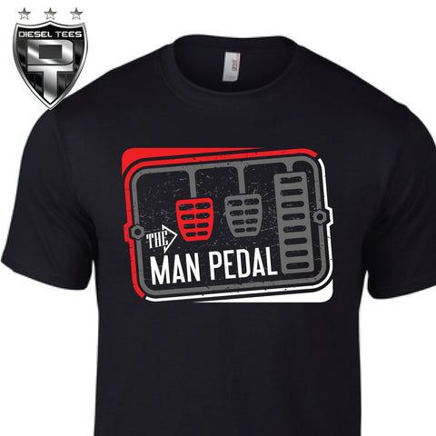 """The Man Pedal"" NEW T Shirt"