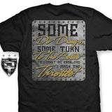 """Mash The Throttle"" NEW T Shirt"