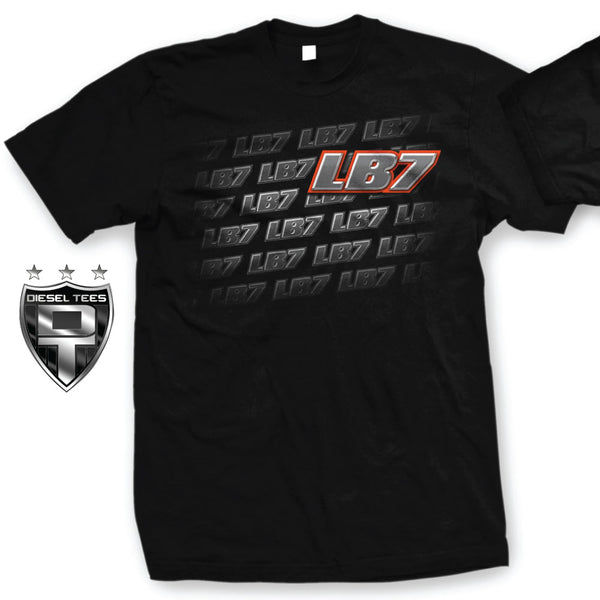 LB7 Diesel Engine Shirt