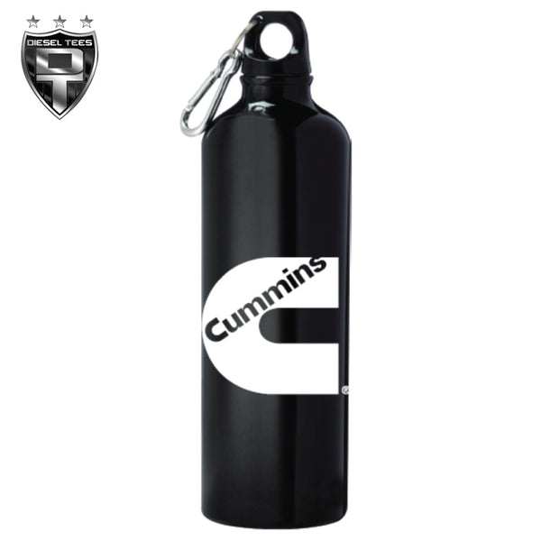 Cummins 26oz Aluminum Sports Bottle