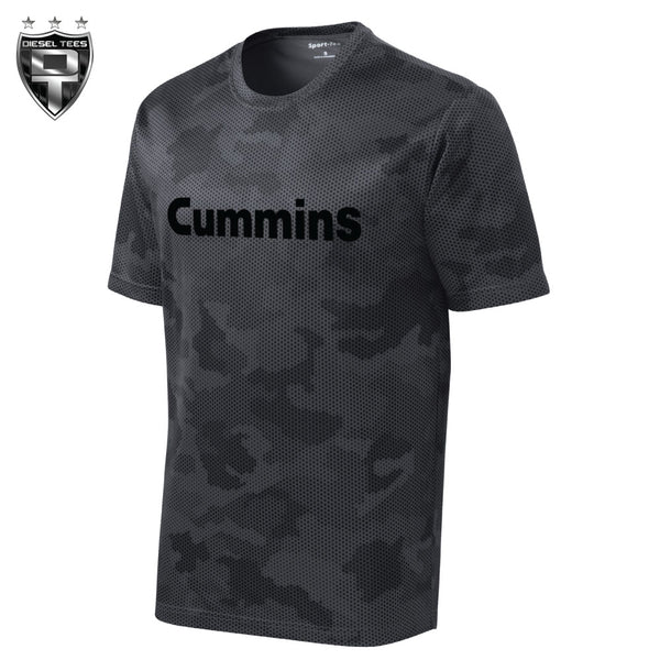 Cummins Diesel Camohex Performance T Shirt