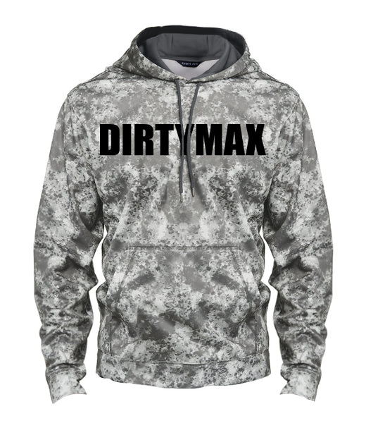 Dirtymax Diesel Mineral Freeze Smoke Hoody