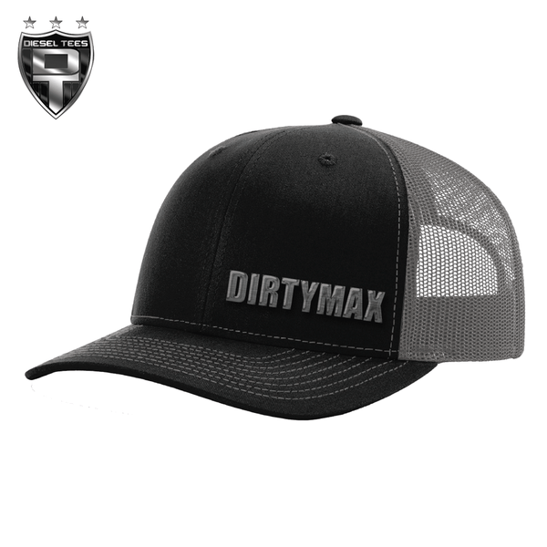 DIRTYMAX SnapBack Trucker Hat