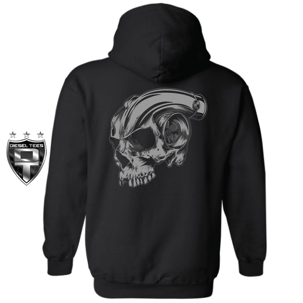 Boosted Skull Hoody