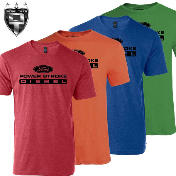 Ford Power Stroke Heather Shirts