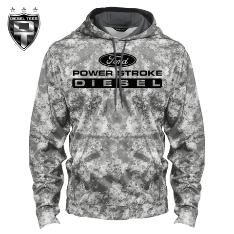 Ford Power Stroke Mineral Freeze Hoody