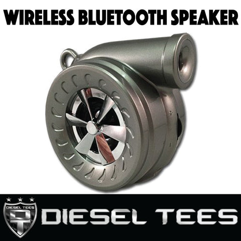 Turbo Speaker- Portable Bluetooth Wireless
