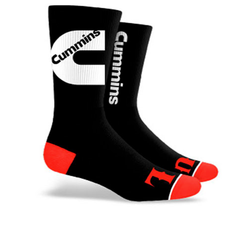 Cummins C Logo Socks