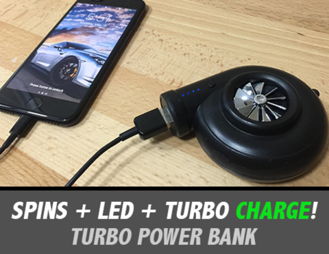 Turbo Power Bank Charger