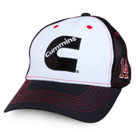 Cummins No.14 Clint Bowyer Hat