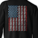 Turbo Flag Hooded Sweatshirt