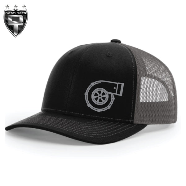 Turbo 112 Trucker Hat Turbocharger Boost