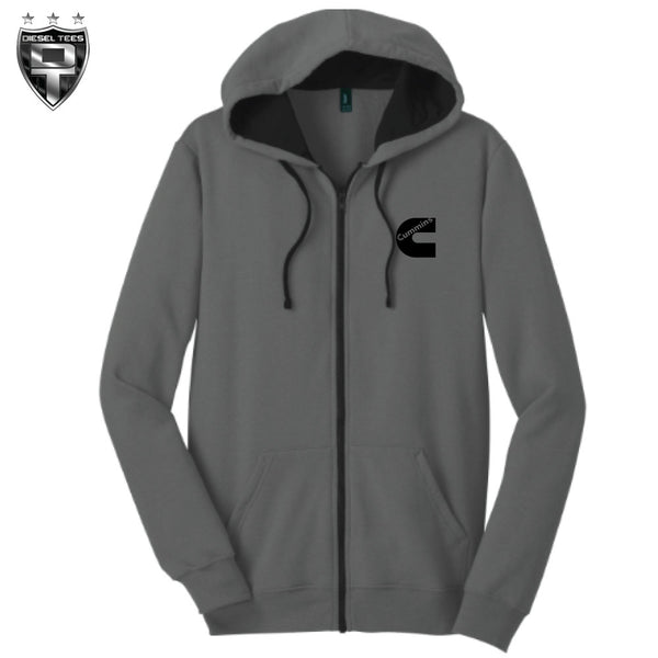 Cummins Diesel Full Zip Hoody