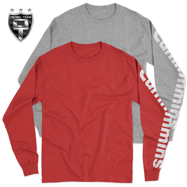 Cummins Long Sleeve T Shirt