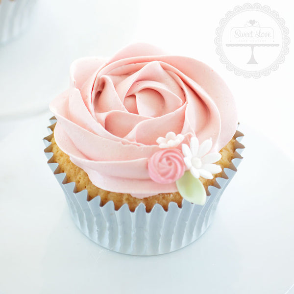 Enchanted Garden Cupcakes