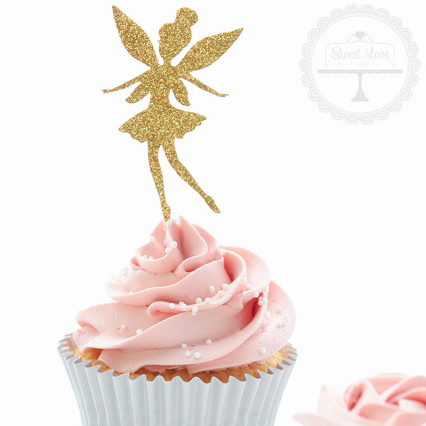 Cupcake Toppers - Fairy
