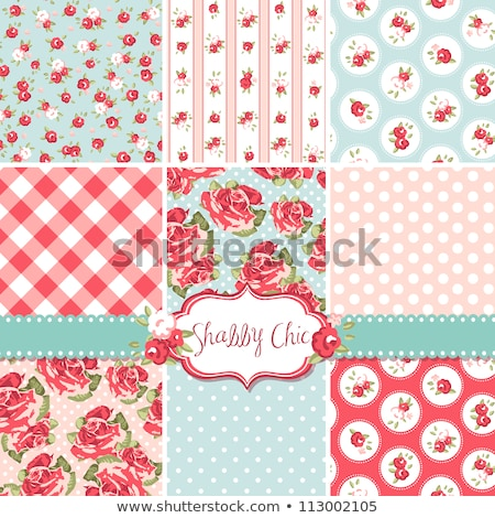 Edible Image Sheet - Shabby Chic