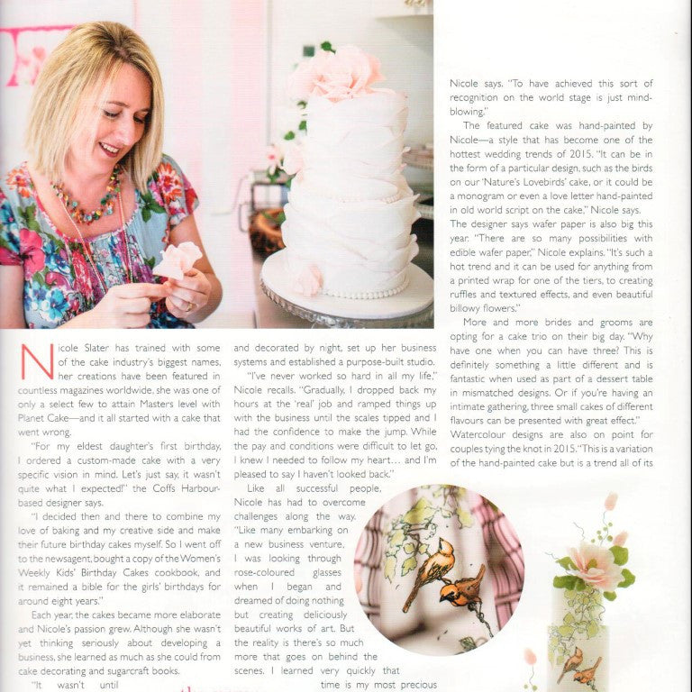 INTERVIEW: North Coast Weddings Magazine