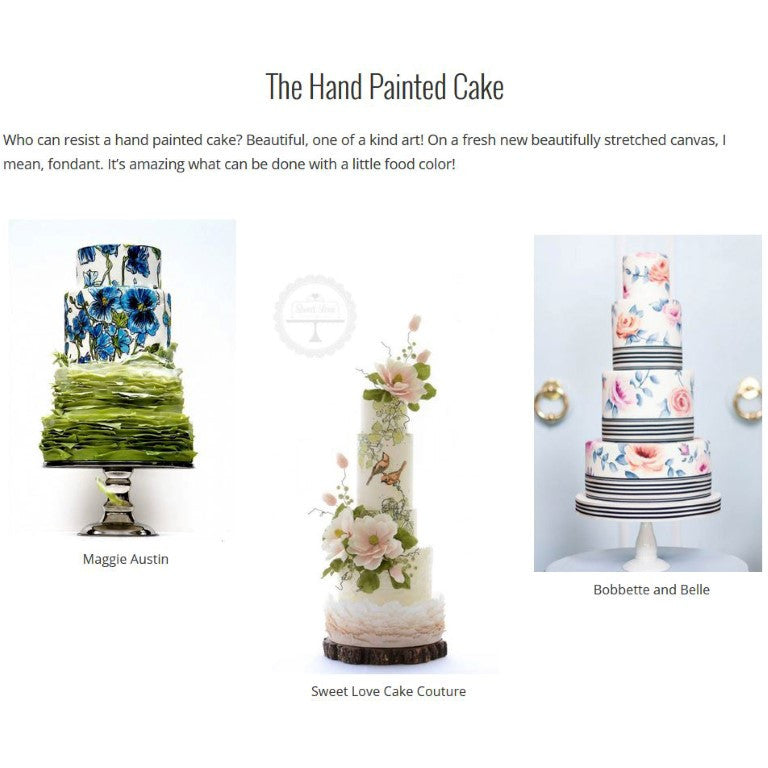 FEATURE: Avalon Cake Blog