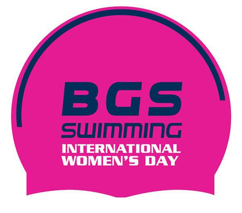 2019 International Womens Day Swim Cap