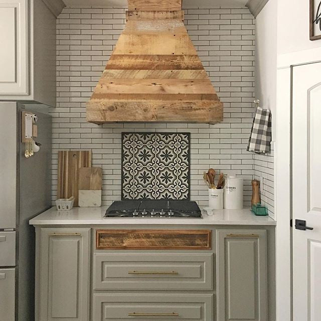 Shanty2Chic Sister Uses Forge Hardware Studio in Newly Renovated Kitchen
