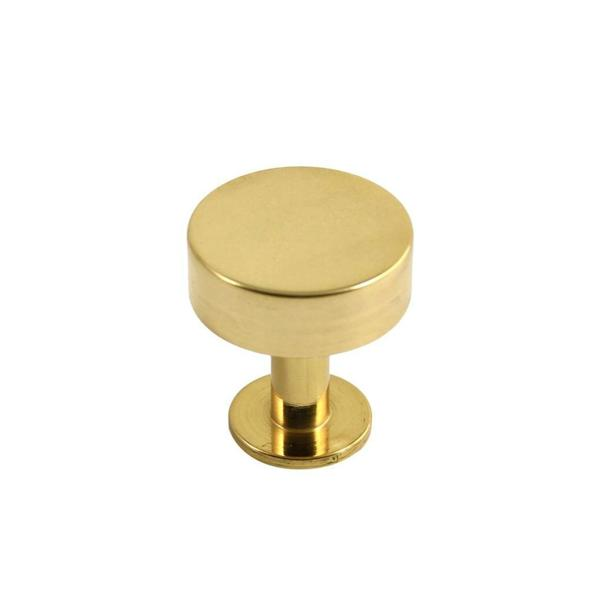Polished Brass Hardware