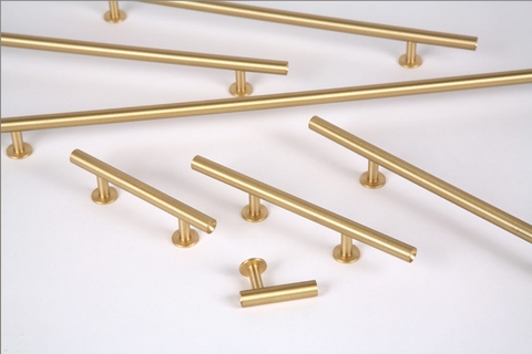 lew's round brass bar collection