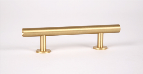 lew's hardware 31-113 brass drawer pull