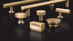 Forge Hardware Brass Knobs