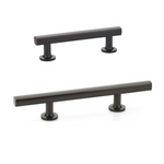Freestone T-Bar Drawer Pulls in Oil Rubbed Bronze