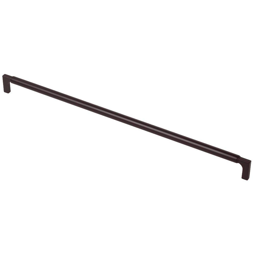 "Paris 18"" Drawer Pull Handle in Oil Rubbed Bronze - Brass Cabinet Hardware"