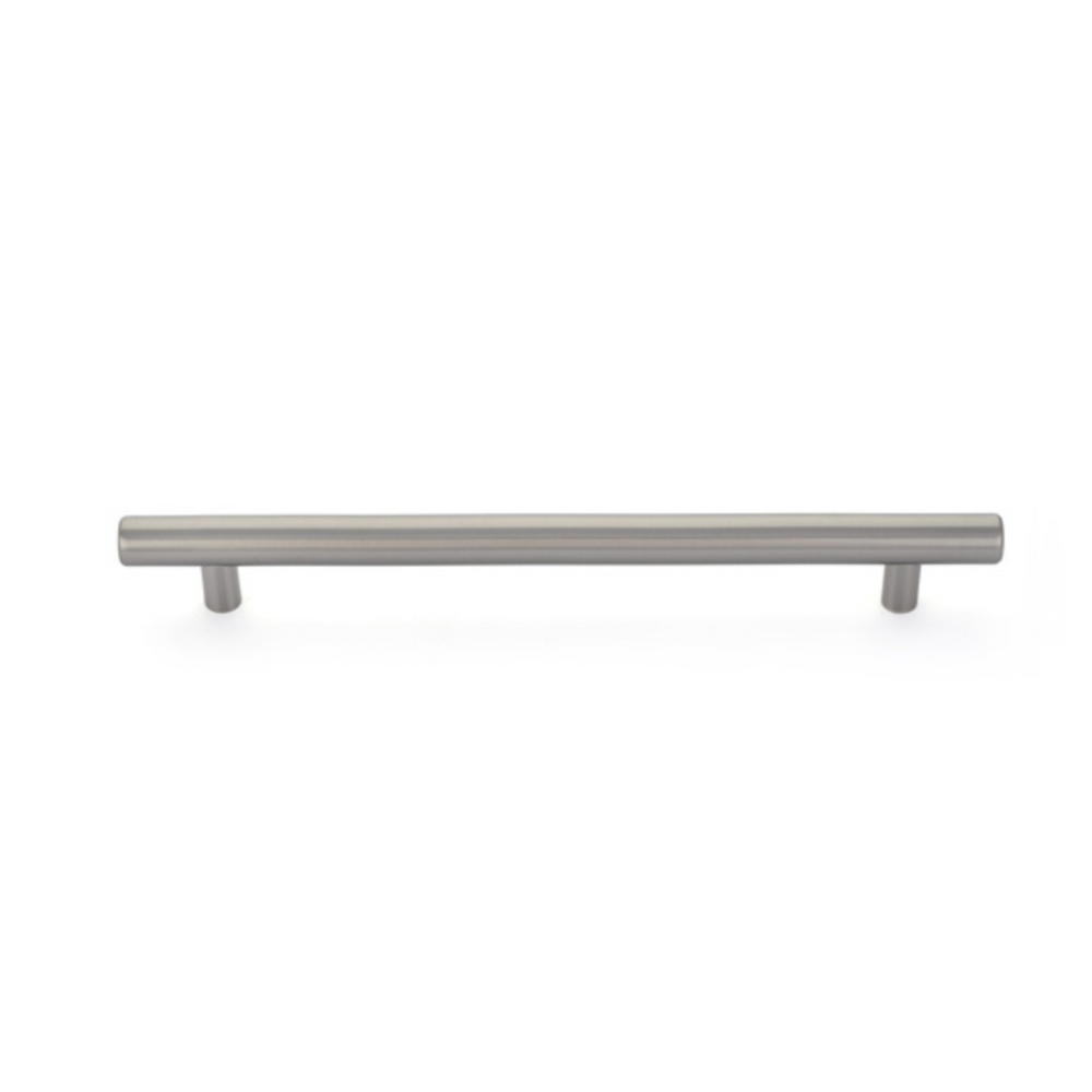 Satin Nickel T-Bar Brass Appliance Pulls