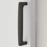 Barn Door Pull in Oil Rubbed Bronze Handle Hardware for Interior Doors