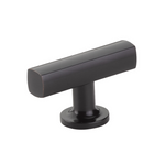 Freestone Cabinet T-Knob (Centered) in Oil Rubbed Bronze