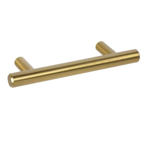 European Round Brass Drawer Pulls and Knobs Various Sizes - Brass Cabinet Hardware