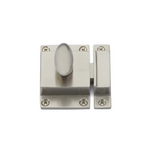 Luxe Cabinet Latch - Kitchen Cabinet Hardware - Brass Cabinet Hardware