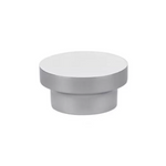"Freestone Polished Chrome ""Round"" Cabinet Knob - Brass Cabinet Hardware"
