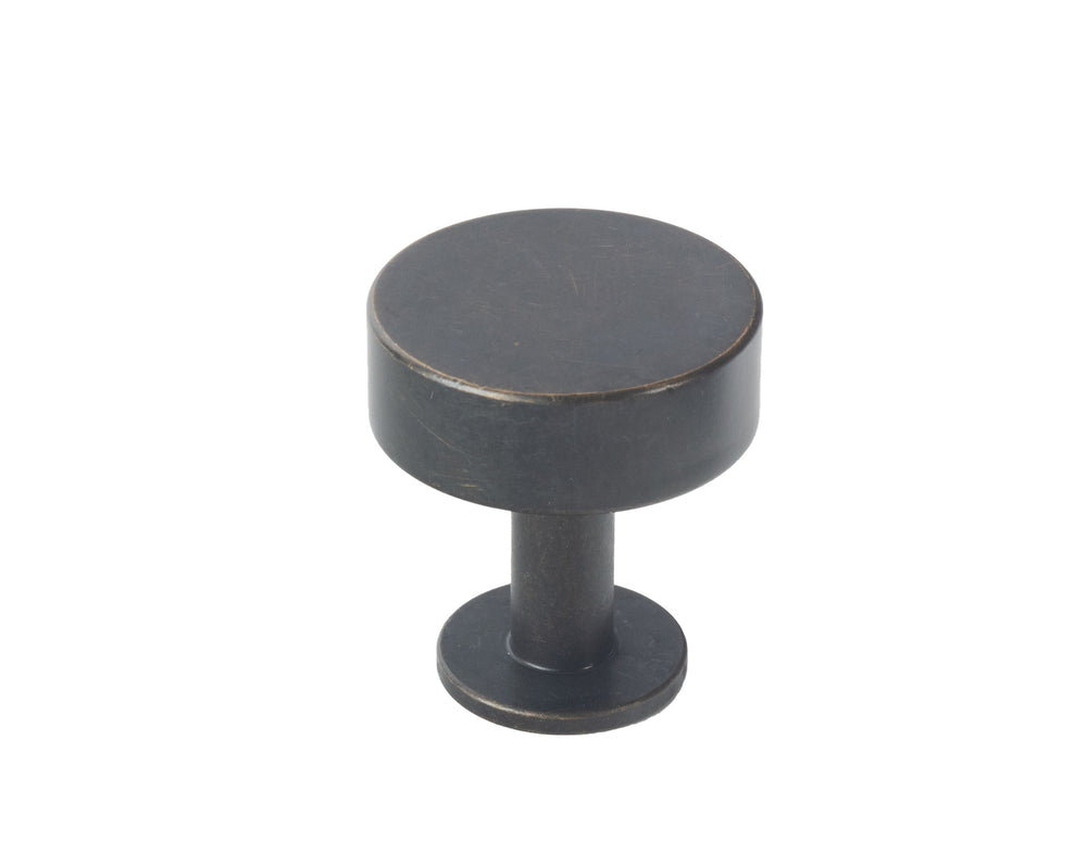 Lew's Hardware Oil Rubbed Bronze 61-001 Disc Knob